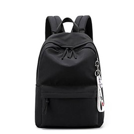 Ericdress Pure Colour Thread Oxford Plain Backpack