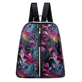 mochilas oxford estampado ericdress