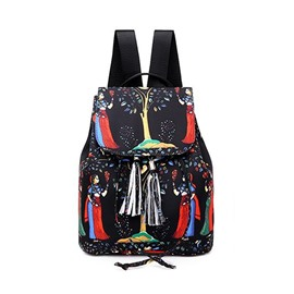 Ericdress Cartoon Tassel Fashion Backpack
