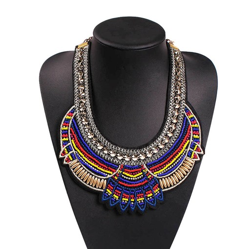Ericdress Pendant Bohemian Style Necklace