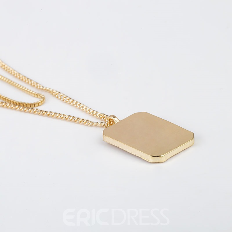 Ericdress Golden New Style Necklace