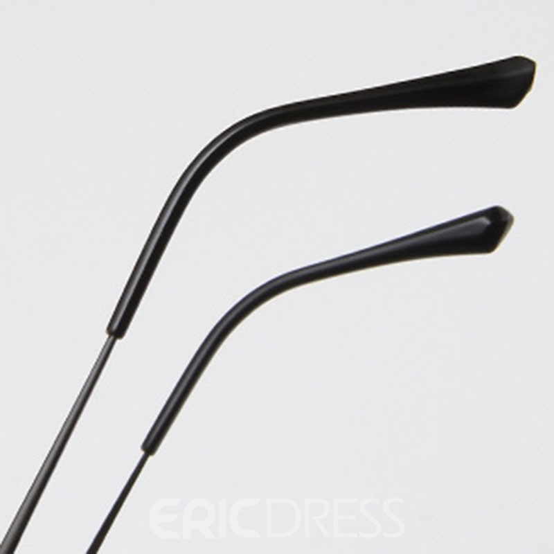 Ericdress Fashion Silver Sunglasses