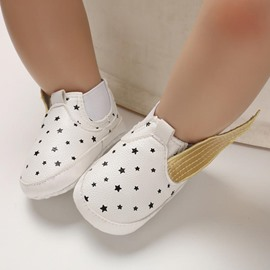 Ericdress Print Color Block Unisex Baby Shoes