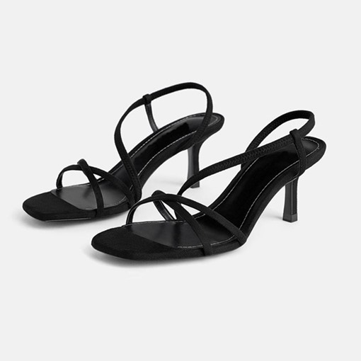 Ericdress Open Toe Slingback Strap Slip-On Women'sSandals