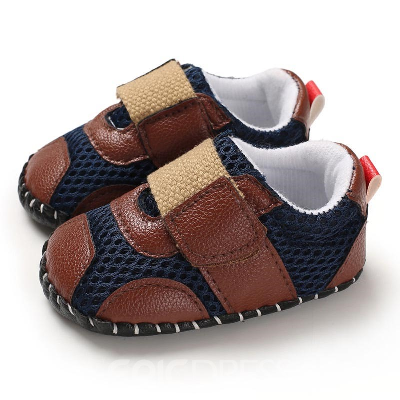 Ericdress Mesh Patchwork Unisex Baby Shoes