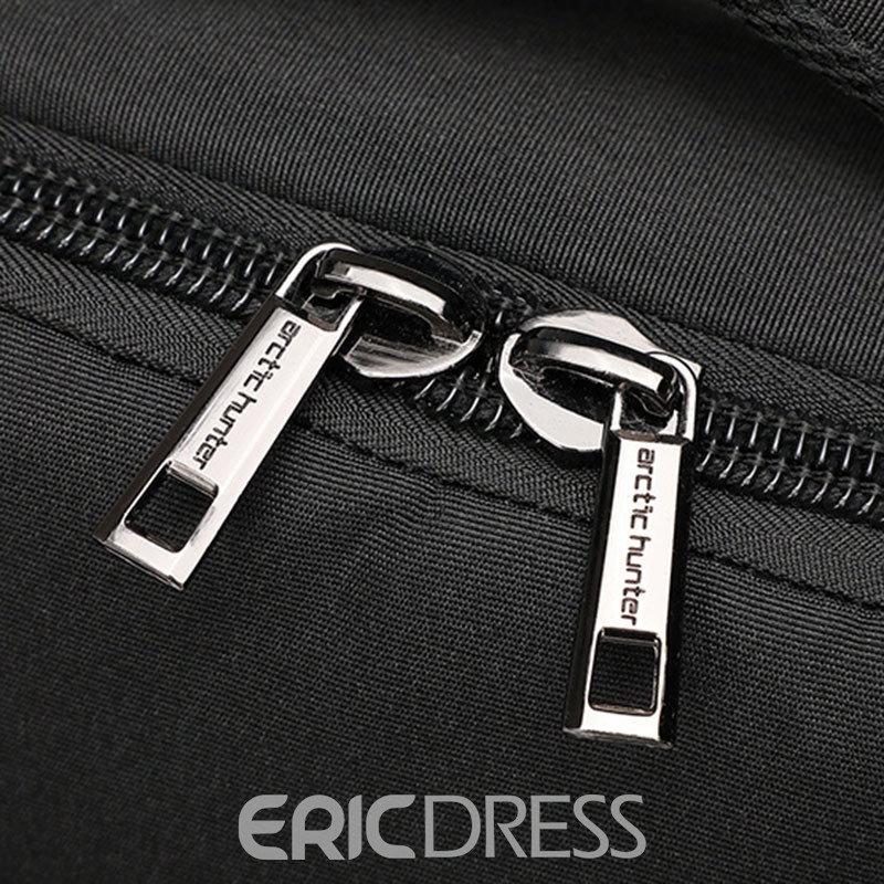 Ericdress Plain Thread Oxford Backpack