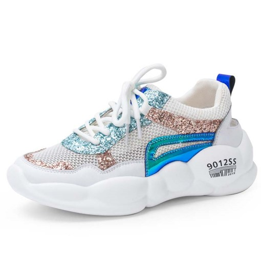 Ericdress Print Round Toe Women's Casual Sneakers