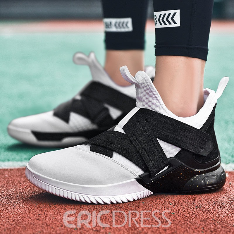 Ericdress Color Block Slip-On Men's Running Shoes