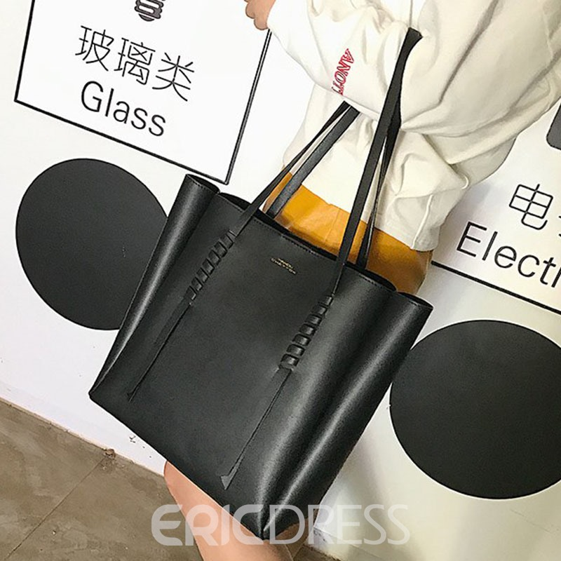 Ericdress Thread Shoulder Handbag