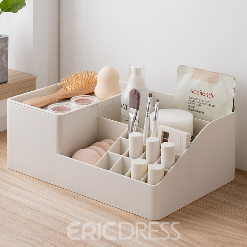 Ericdress Cosmetic Storage Box Japanese Plastic Storage Boxes