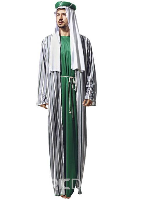 Ericdress Color Block Polyester Costumes