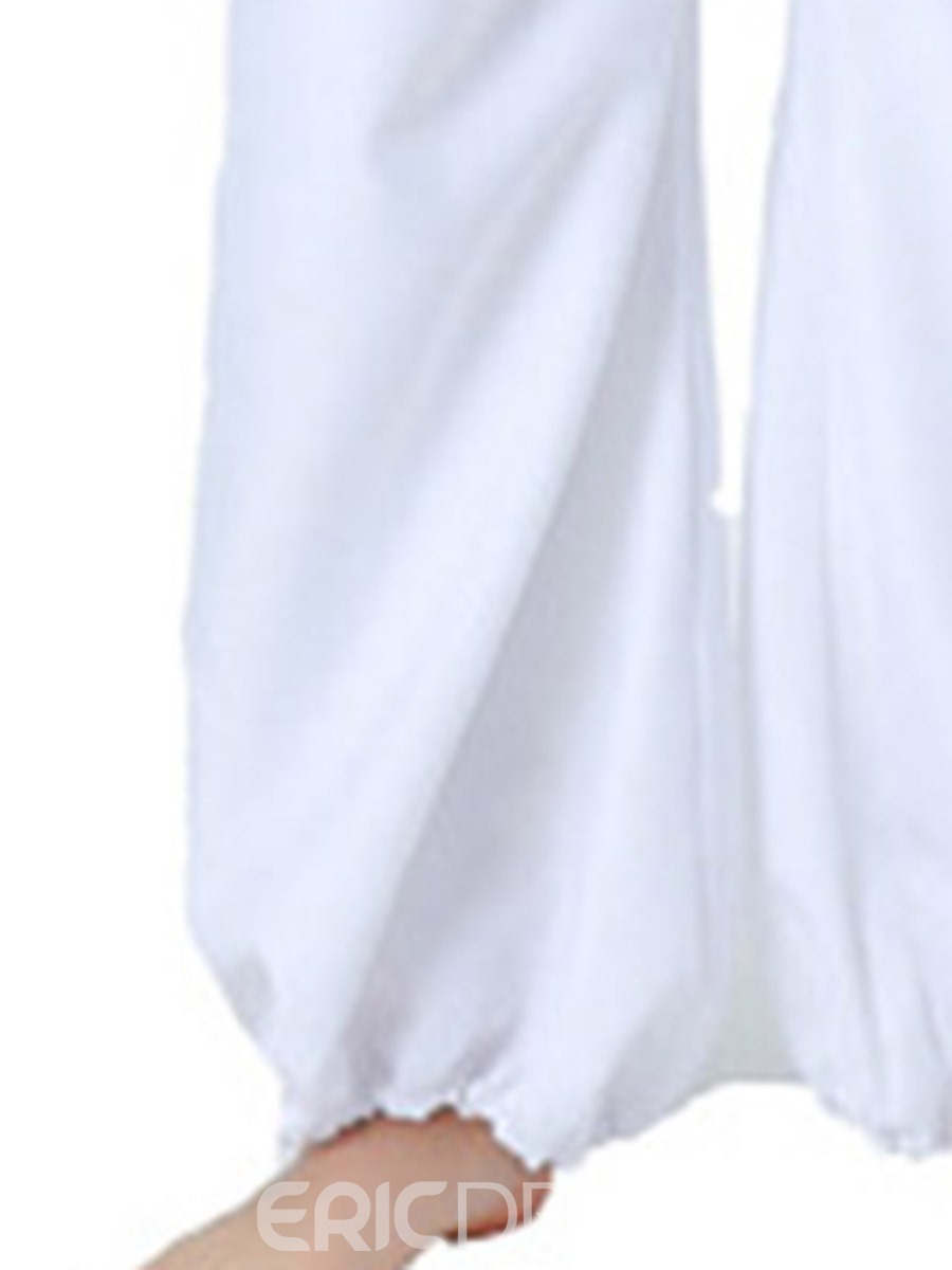 Ericdress Color Block Nine Points Sleeve Polyester Costumes