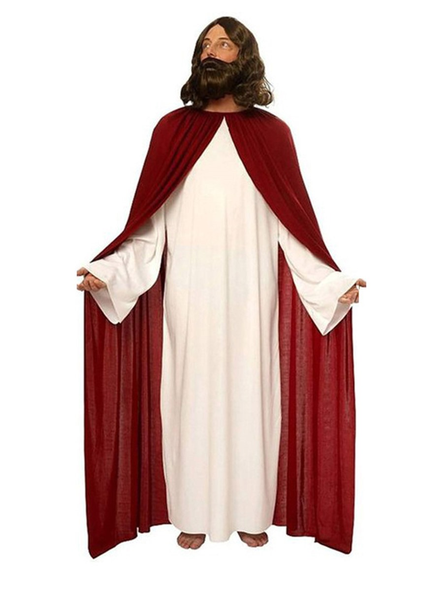 Ericdress Color Block Long Sleeve Polyester Costumes