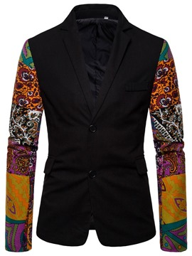 Ericdress Casual Slim Notched Lapel Men's leisure Blazer