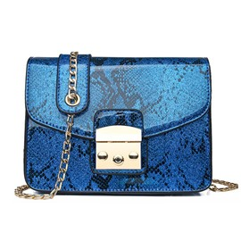 Ericdress Serpentine Thread Rectangle Crossbody Bags