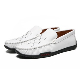 Ericdress Plain Slip-On Round Toe Men's Comfortable Loafers