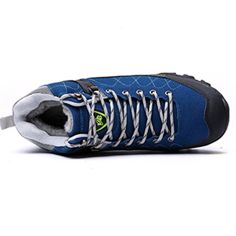 Ericdress Lace-Up Round Toe Men's Outdoor Sneakers
