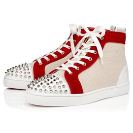 Ericdress Color Block Rivet Lace-Up Round Toe Men's Skate Shoes
