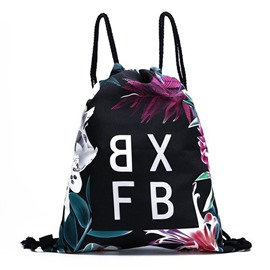 mochilas con estampado ericdress oxford