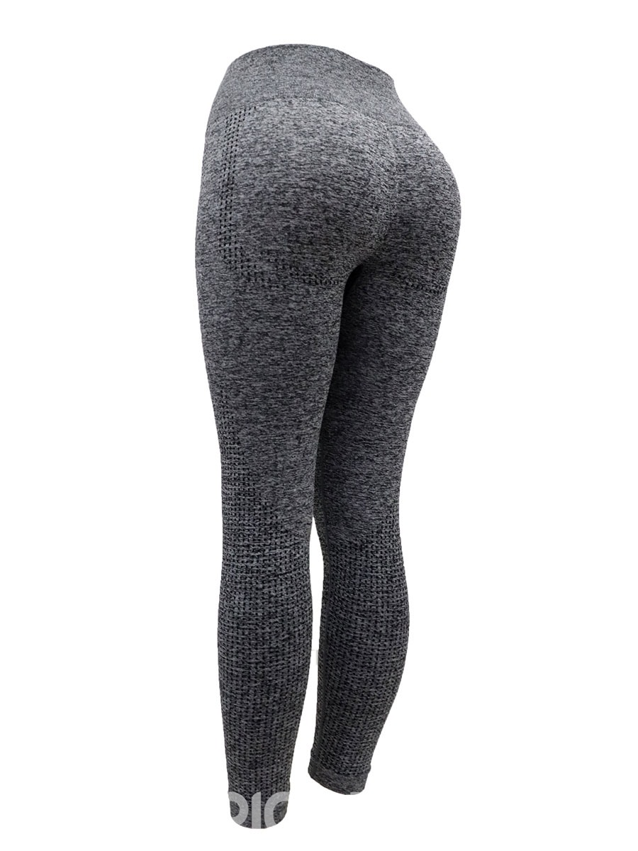 Ericdress Polyester Solid Seamless Joint Breathable Female Ankle Length Pants