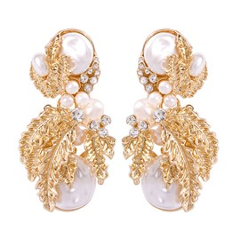 Ericdress Alloy Rhinestone Gift Earrings