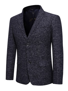 ericdress fashion einreihiger Reversblazer