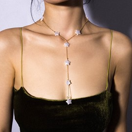 Ericdress Alloy E-Plating Geometric Necklaces