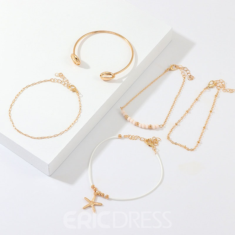 Ericdress E-Plating Alloy Bracelets