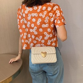 Ericdress PU Heart Shaped Rectangle Crossbody Bags