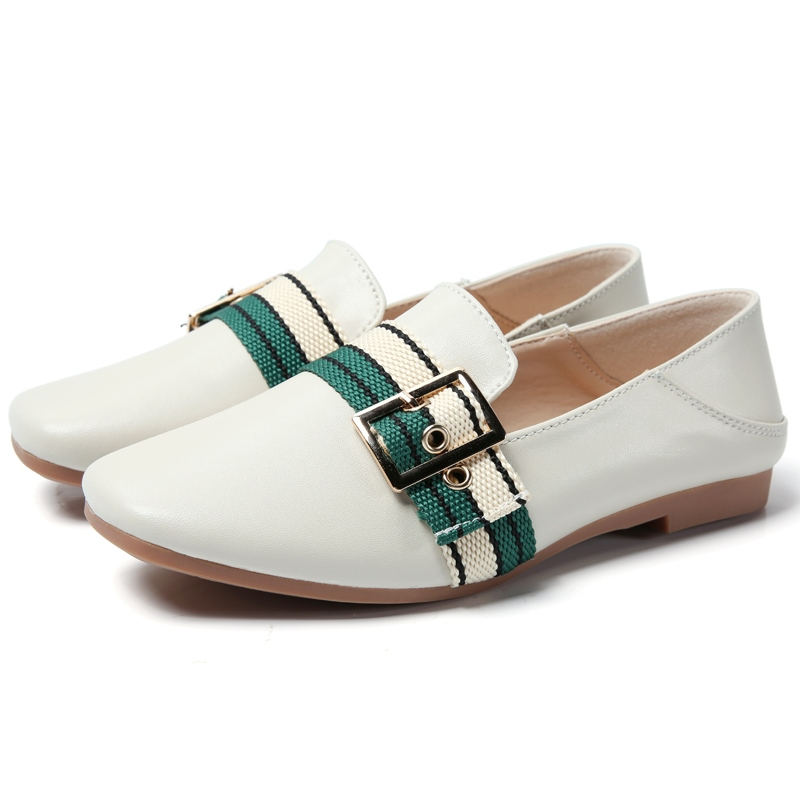 Ericdress Flat With Lace-Up Sequin Casual Women's Casual Shoes