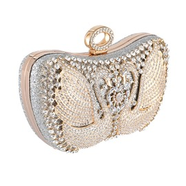 Ericdress Rhinestone Banquet Clutches & Evening Bags