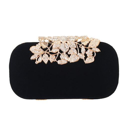 Ericdress Rhinestone Rectangle Women's Clutches & Evening Bags