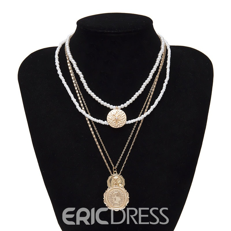 Ericdress Pendant Necklace Women's Holiday Necklaces