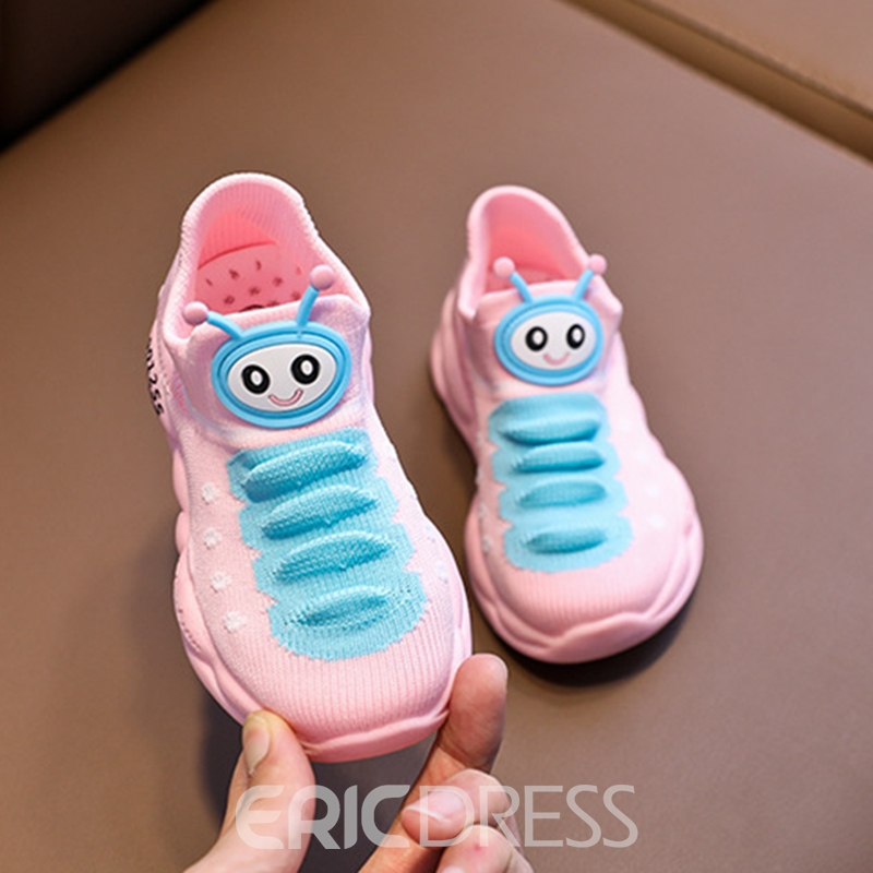 Ericdress Cartoon Winter Baby Sneakers