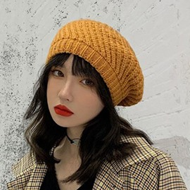 Ericdress Knitted Hat Plain Hats