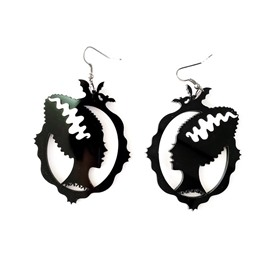 Ericdress Vintage Hollow Out Holiday Earrings