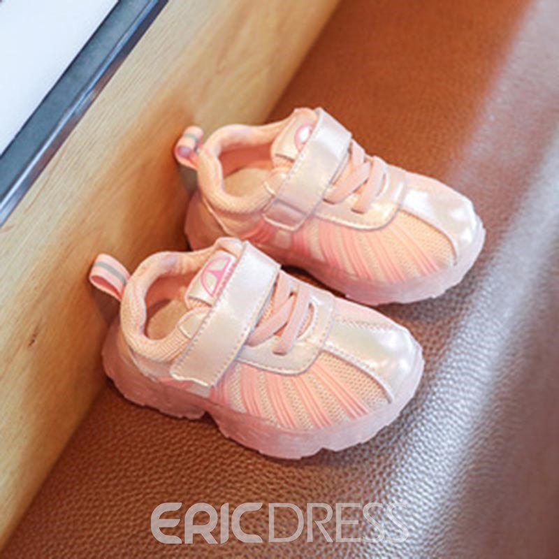 Ericdress Color Block Unisex Baby Shoes
