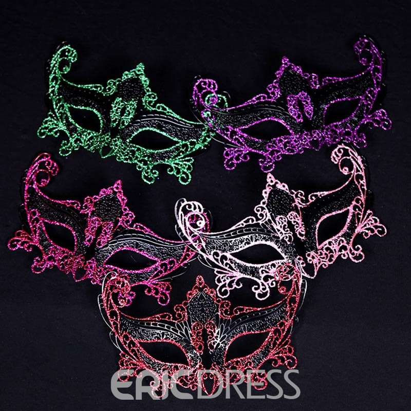 Ericdress Halloween Metal Masks
