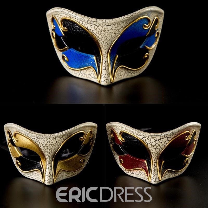 Ericdress Halloween Plastic Masks