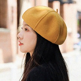 Ericdress Plain Wool Fall Hats