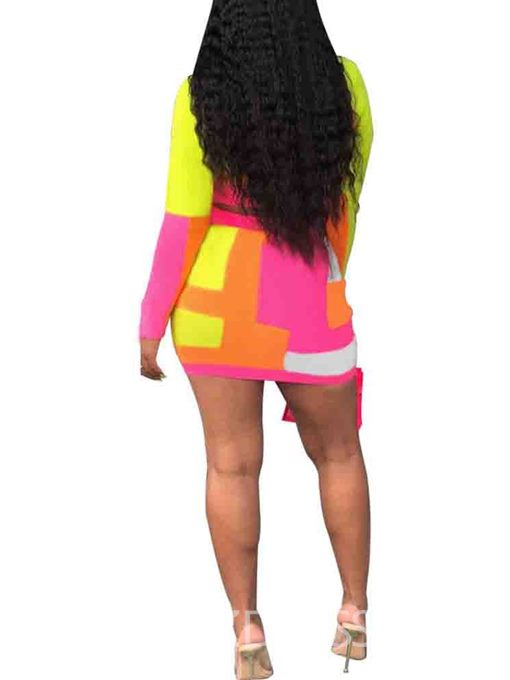 Ericdress African Fashion Dashiki Print Two Piece Sets