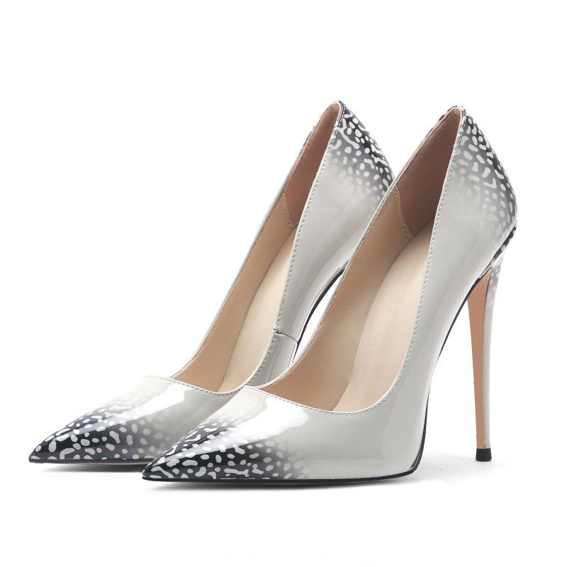 Ericdress Slip-On Thread Pointed Toe Women's Prom Shoes