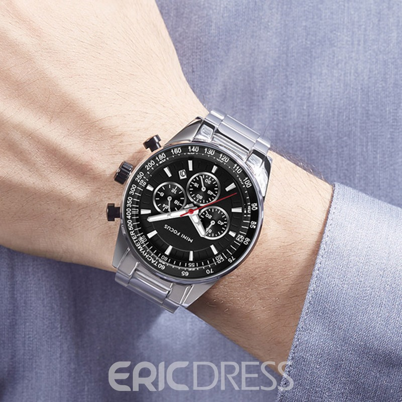 Ericdress Water Resistant Quartz Watches