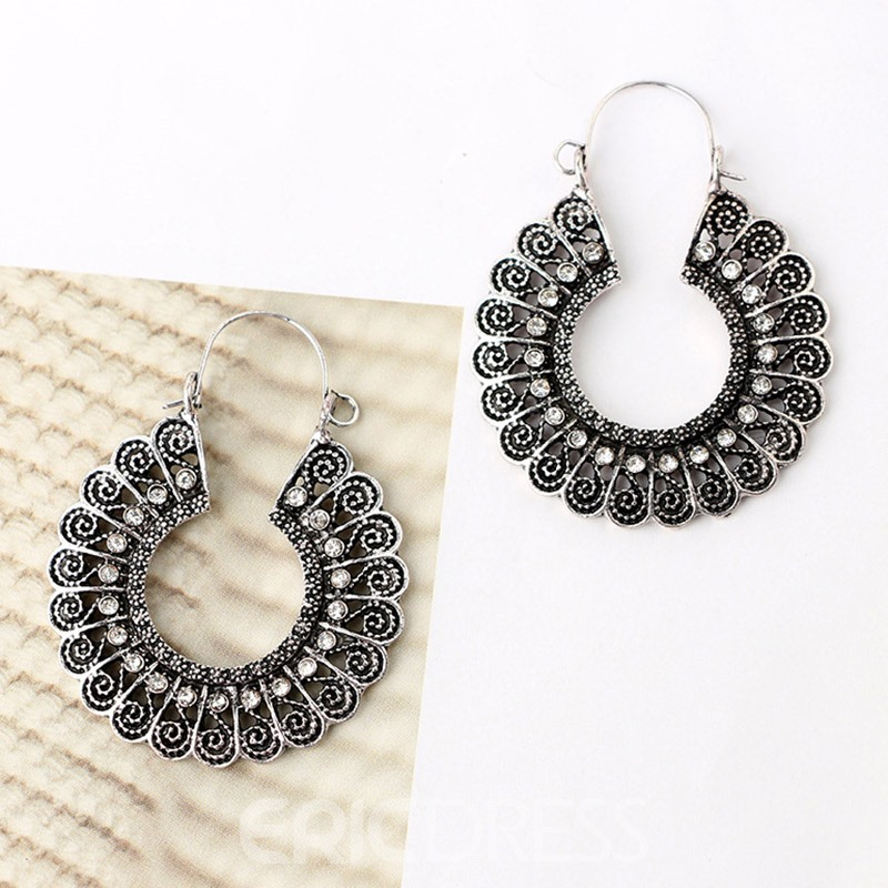 Ericdress Alloy Party Earrings