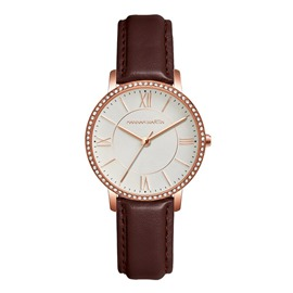 Ericdress Round Hardlex Water Resistant Watches