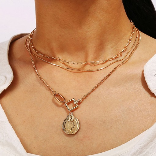 Ericdress European Pendant Necklaces
