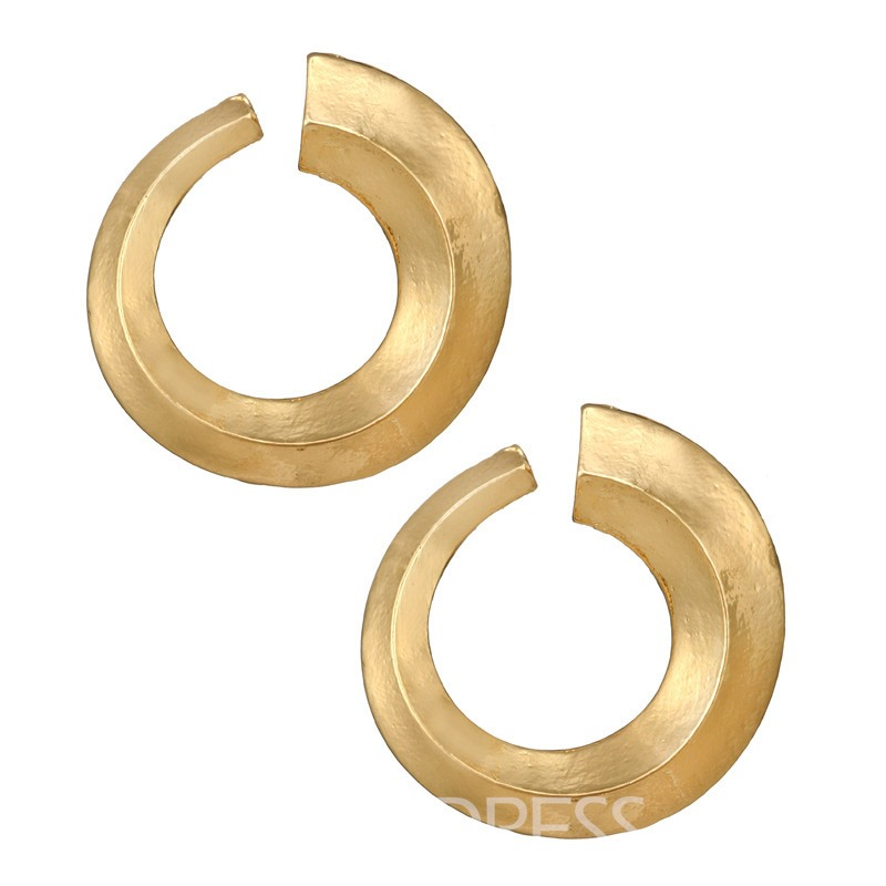 Ericdress Plain Gift Earrings
