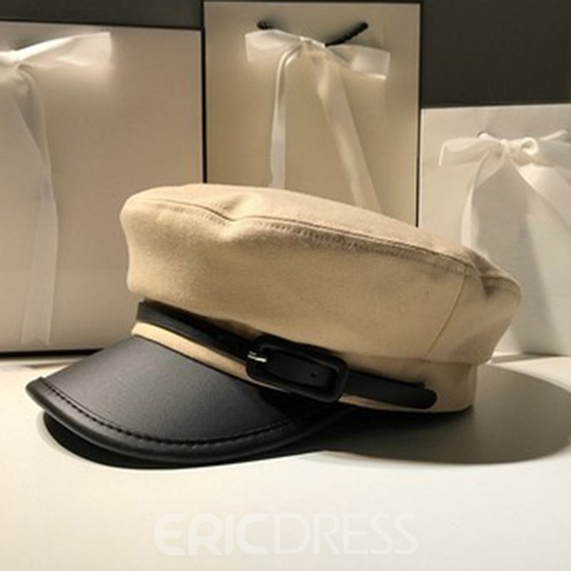 Ericdress Casual Sewing Spring Hats