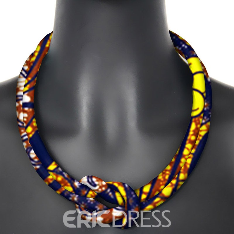 Ericdress Handmade Choker Necklace Unisex Necklaces