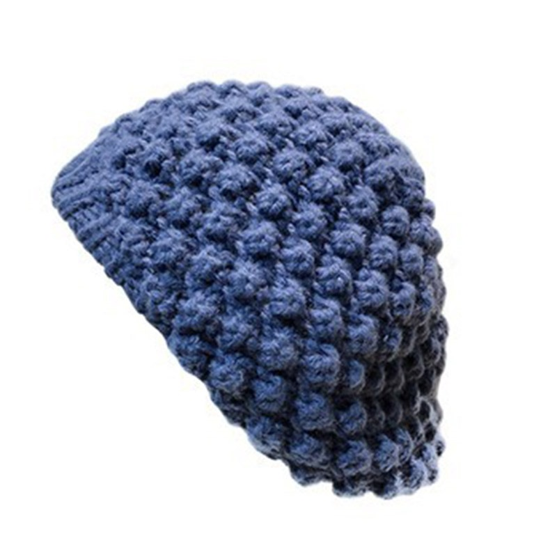 Ericdress Casual Knitted Hat Winter Plain Hats